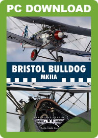 JUST FLIGHT - AEROPLANE HEAVEN BRISTOL BULLDOG MK IIA FSX P3D
